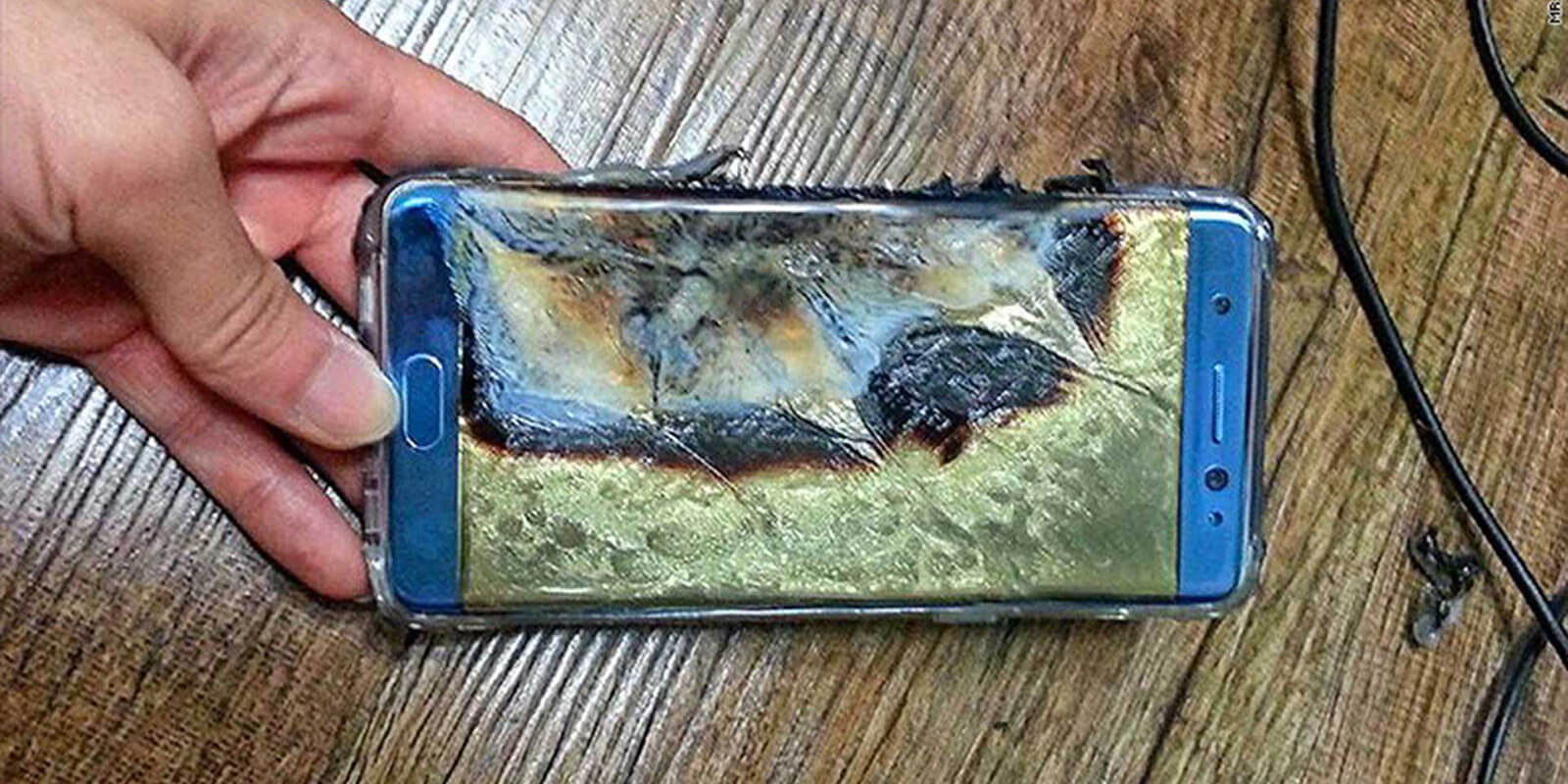 Samsung Galaxy Note 7 Keeps Blowing Up, Company Orders Recall